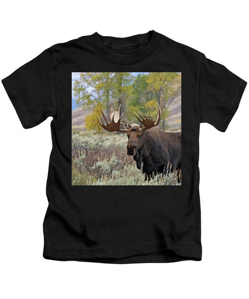 Handsome Bull Kids T-Shirt
