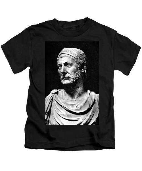Hannibal, Carthaginian Military Kids T-Shirt
