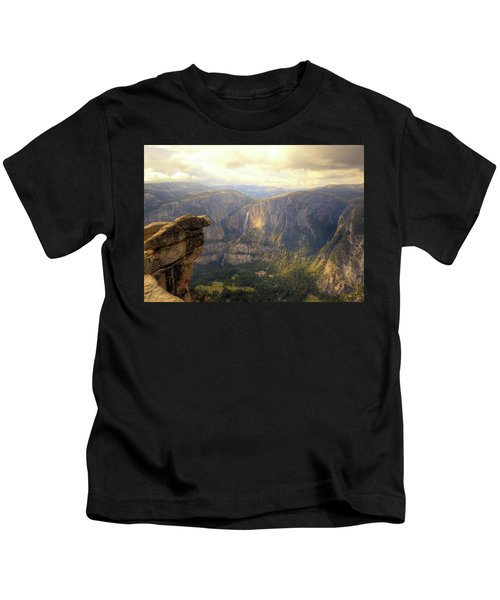 High Sierra Overview Kids T-Shirt