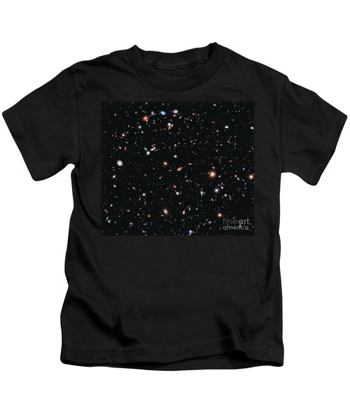 Hubble Extreme Deep Field Kids T-Shirt