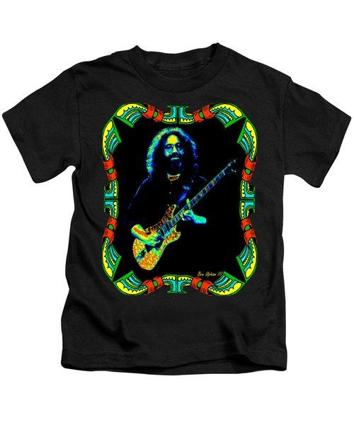 Jerry Frame #1 Kids T-Shirt