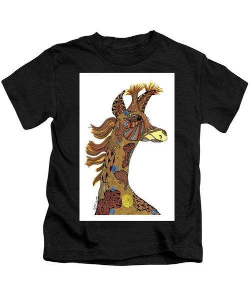 Josi Giraffe Kids T-Shirt