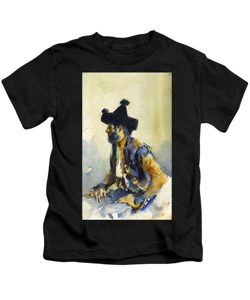 King Of The Gypsies Kids T-Shirt