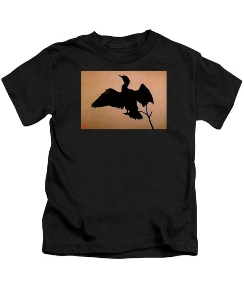 Kids T-Shirt featuring the photograph Late Day  by Colette V Hera  Guggenheim