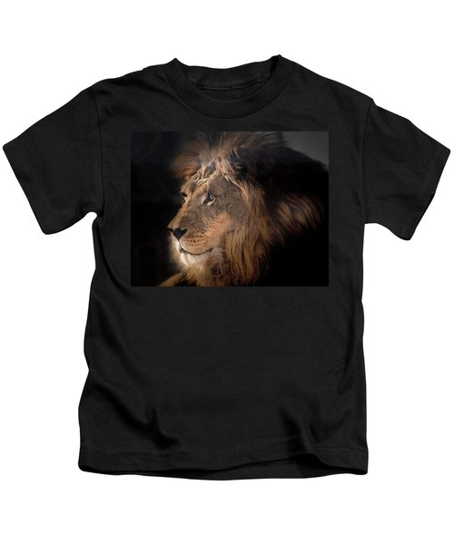 Lion King Of The Jungle Kids T-Shirt