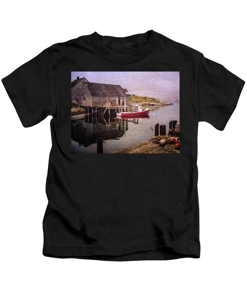 On The Waterfront Kids T-Shirt