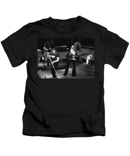 Lynyrd Skynyrd At Winterland Kids T-Shirt