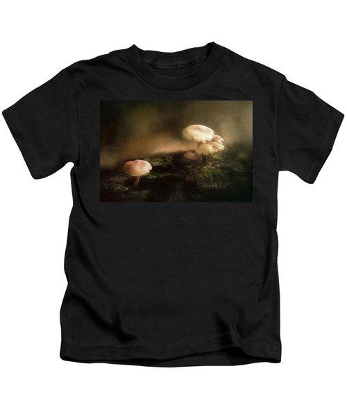 Magic Mushrooms Kids T-Shirt