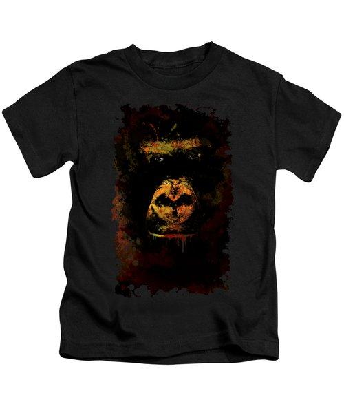 Mighty Gorilla Kids T-Shirt