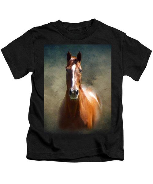 Misty In The Moonlight P D P Kids T-Shirt
