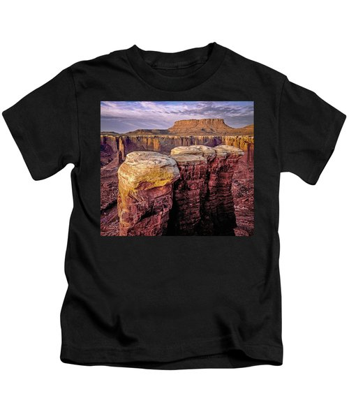 Monument Basin, Canyonlands Kids T-Shirt