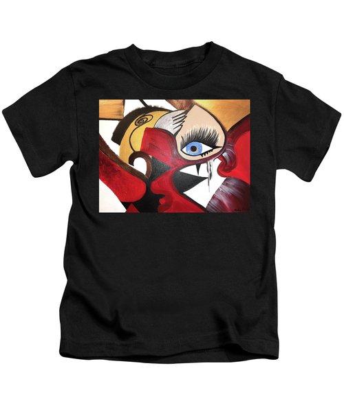 Motley Eye 2 Kids T-Shirt