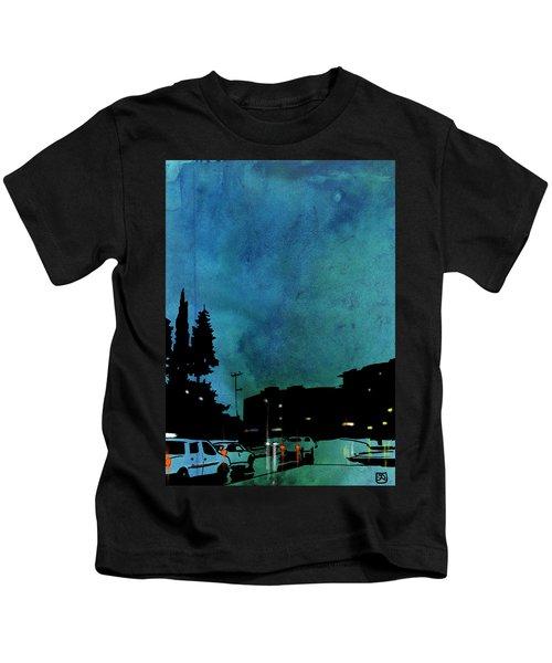 Nightscape 03 Kids T-Shirt