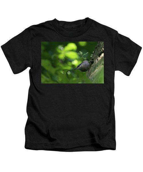 Nuthatch Kids T-Shirt