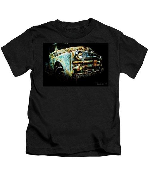 Grandpa's Truck Kids T-Shirt