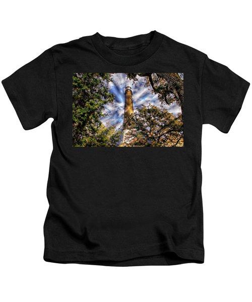Pensacola Lighthouse Kids T-Shirt