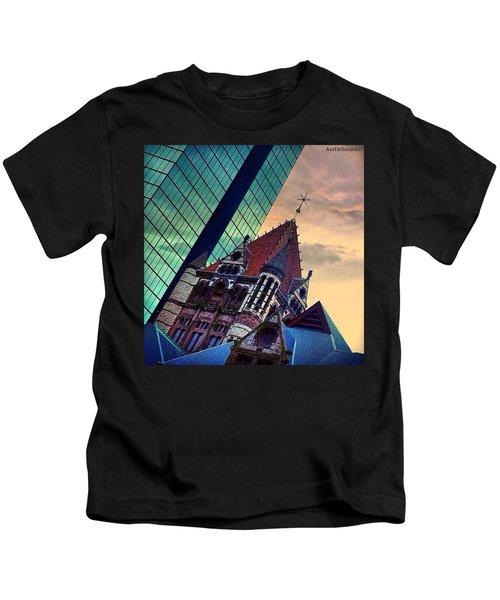 Photoshopping Throwback Thursday - Kids T-Shirt