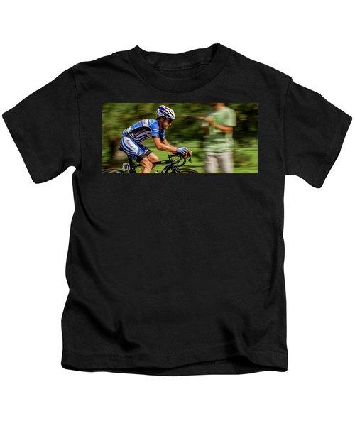 Professional Cycling Kids T-Shirt