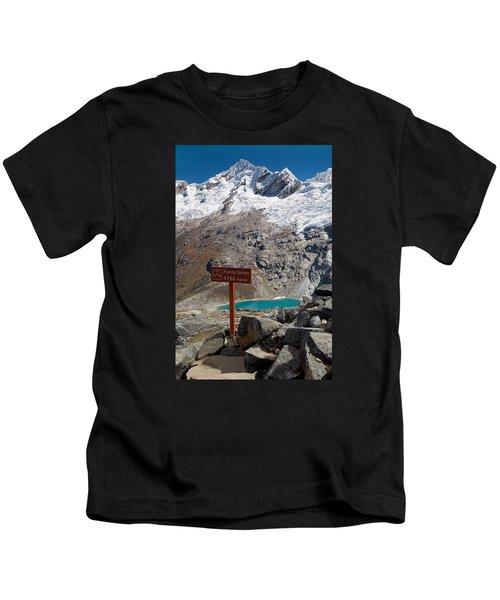 Punta Union Kids T-Shirt