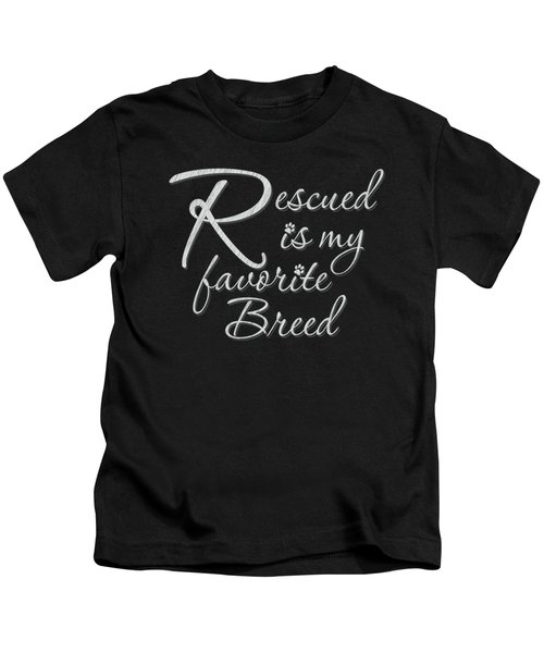 Rescued Kids T-Shirt