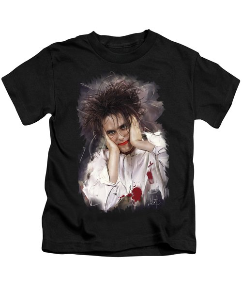 Robert Smith - The Cure Kids T-Shirt