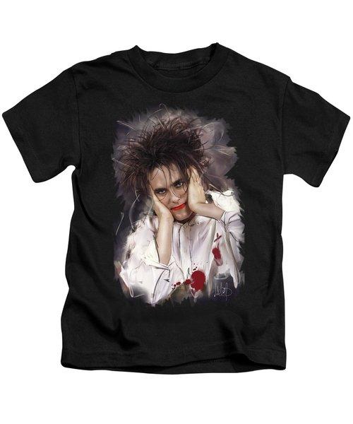 Robert Smith - The Cure Kids T-Shirt