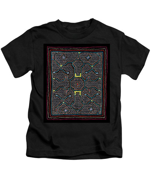 Shipibo Art Kids T-Shirt