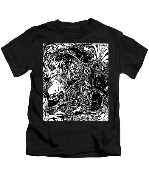 Spiritualbecoming Kids T-Shirt