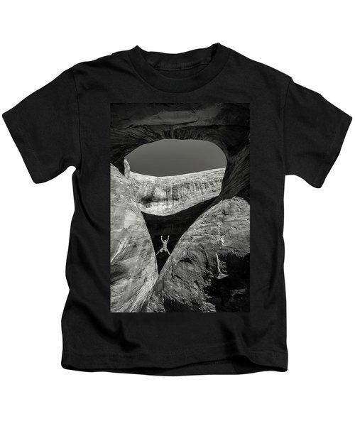 Teardrop Arch Kids T-Shirt