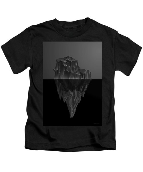 The Black Iceberg Kids T-Shirt