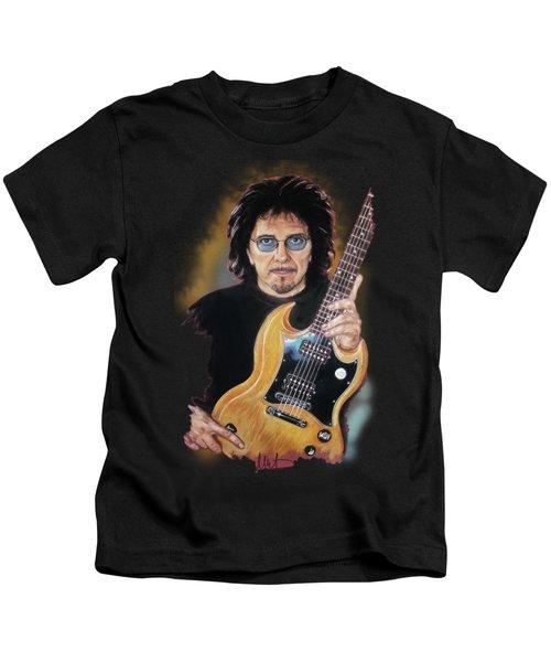 Tony Iommi Kids T-Shirt
