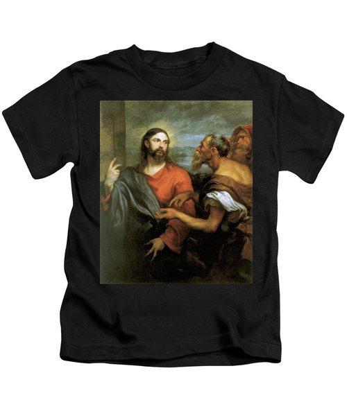 Tribute Money Kids T-Shirt