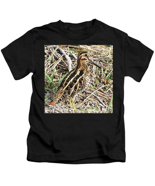 Wilson's Snipe Kids T-Shirt