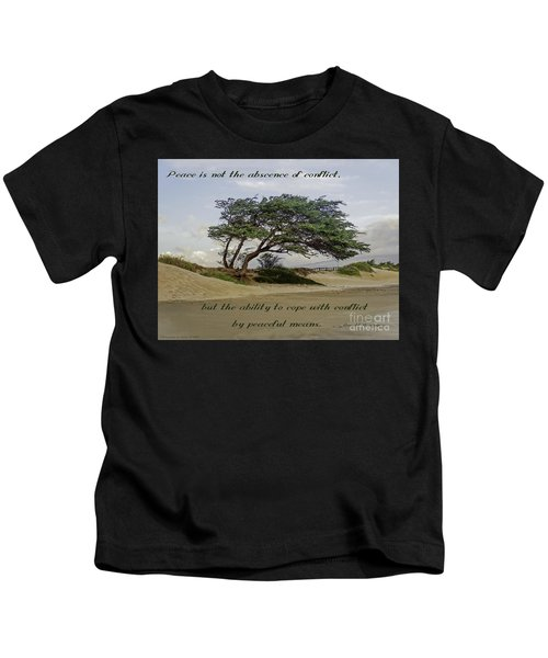 Windy Lean Kids T-Shirt