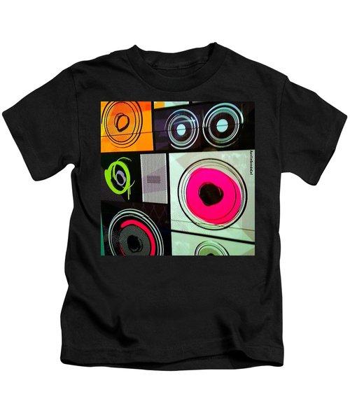 Wishing You #sweet #colorful #dreams Kids T-Shirt