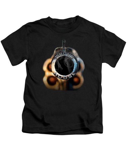 Wrong  House Kids T-Shirt