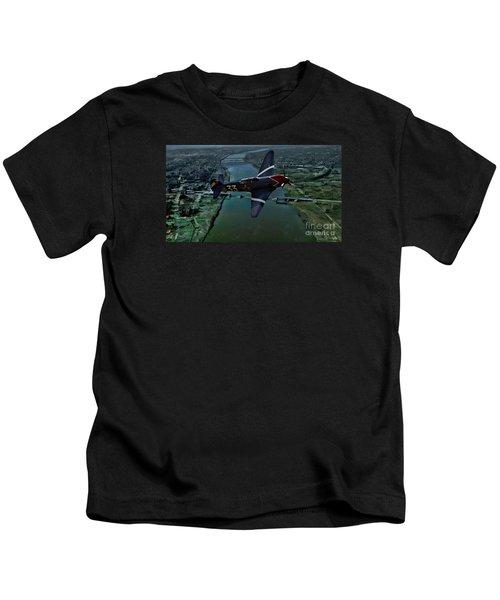 Yakovlek Yak 18 - Oil Kids T-Shirt