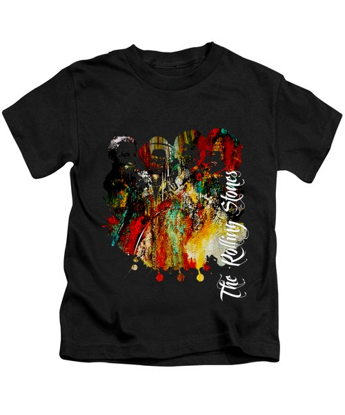 The Rolling Stones Collection Kids T-Shirt