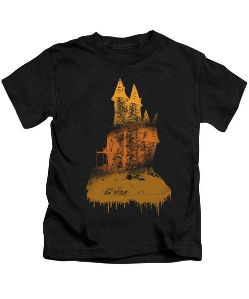 Paint Drips Kids T-Shirt