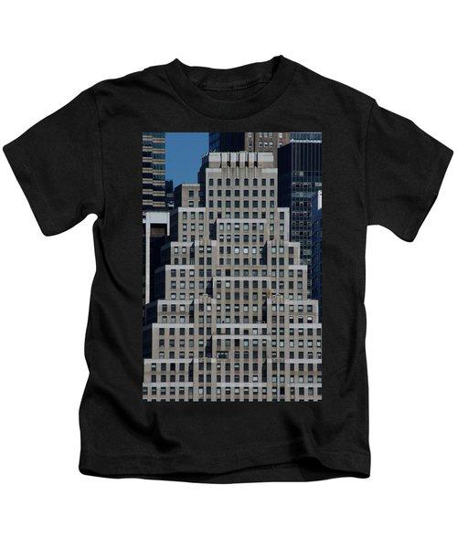 120 Wall Street Nyc Kids T-Shirt