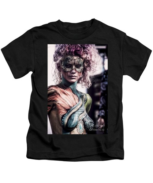 Bodypainting Kids T-Shirt