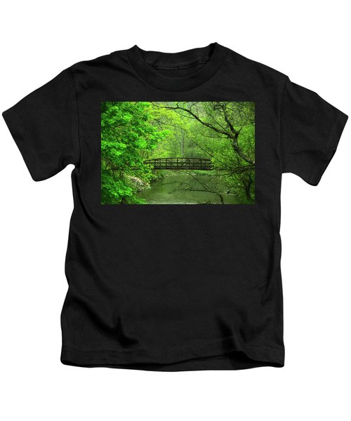 Jacobsburg State Park Pa Kids T-Shirt