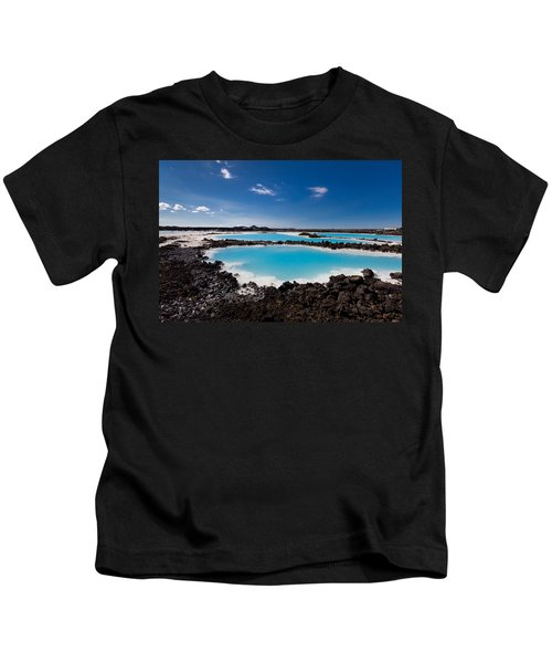 Silica Deposits In Water By The Kids T-Shirt