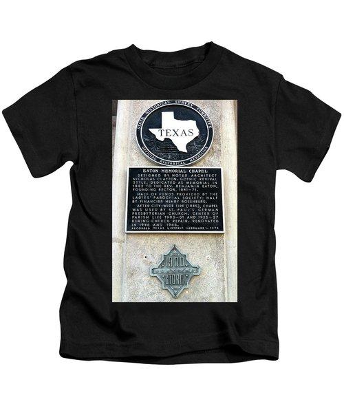 1900 Storm Galveston Kids T-Shirt