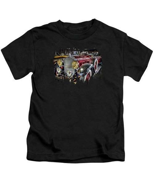 1929 Packard Phaeton Kids T-Shirt