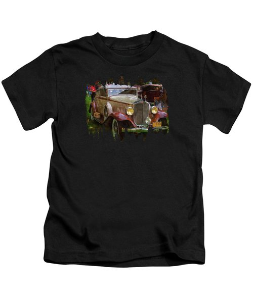 1932 Packard 900 Kids T-Shirt