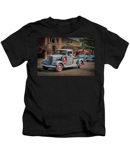 1936 Gmc T-14 Pickup  Kids T-Shirt