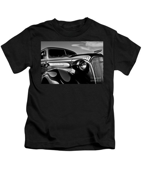 1937 Chevy Coupe Kids T-Shirt