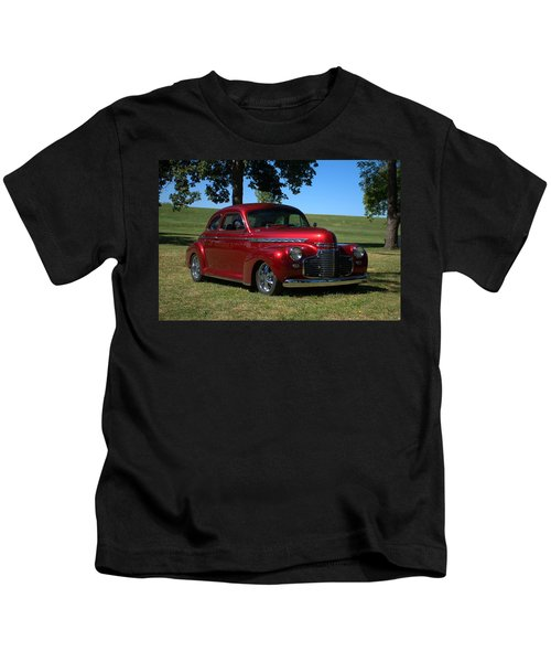 1941 Chevrolet Custom Street Rod Kids T-Shirt