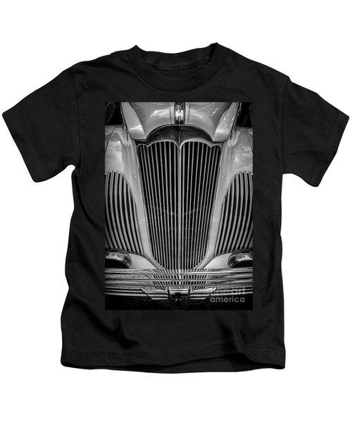 1941 Packard Convertible Kids T-Shirt
